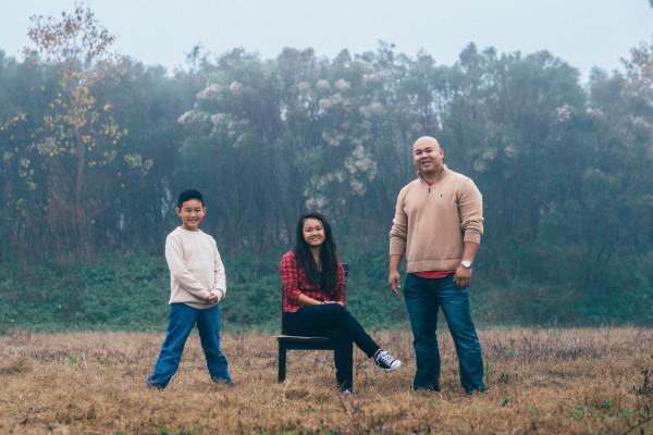 Kol Family Standing